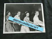 Press Photo Shirley Temple The Belle Of Military L A Calif. Dancing The Congo