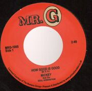 Mikey And The Soul Generation How Good Is Good / Get Down Brother Rsd2020 Drop