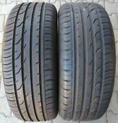 2 Summer Tyre Contipremiumcontact 2 205/55 R16 91v Ra2090