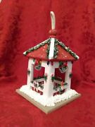 Wooden Christmas Gazebo