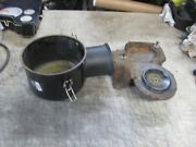 Pontiac 1985-92 Firebird Tpi Air Cleaner And Charcoal Canister Base Ct9