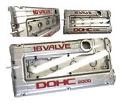 Clear Custom Spark Plug Valve Cover For Mitsubishi Eclipse 4g63