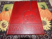 1945 Chillicothe High School Yearbook Annual Chillicothe Ohio Oh - Arrow