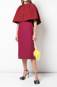 Cape Dress- With Tags- Rrp4500 Aud