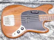 Fender Mustang Bass And03976