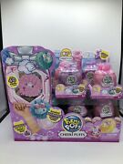 Pikmi Pops Surprise Cheeki Puffs Lot Of 18 Mini Plush With Scented Shimmer