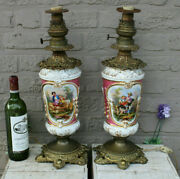 Pair Antique French