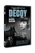 Decoy The Only Package With All 39 Episodes Available Beverly Garland Dvd New