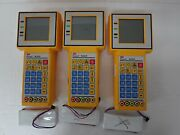 As-is Lot Of 3 3m Dynatel 965dsp Cable Tester Tdr Isdn Ver 5.00.6 Turn On