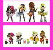 In Hand Lol Super Surprise Remix 8 Dolls 4 Omg + 4 Big Sisters Limited Edition,