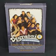 Degrassi The Next Generation Season 1 2004 Ages 13+ 3 Dvds 2004 Deleted Scenes