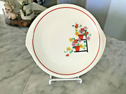 Vintage Yorktown The Edwin Knowles Penthouse Bread And Butter Plate 36-2 Usa