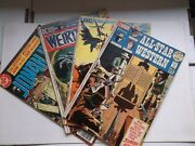 Dc All Star Western 10-12+jonah Hex 1, 1st-3rd Appearances, 1972, Fn- 5.5