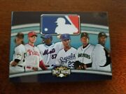 2010 Topps Triple Threads Book 1 Of 3 6 Major League Players Staff Aces