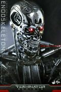 Hot Toys Mms352 Terminator Genisys Endoskeleton T800 12 Inch Action Figure Hot