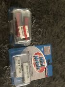 Mini Metals N Scale Mid States 32and039 Aerovan Trailer Set And Fruehauf Factory Red