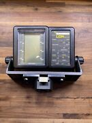 Hummingbird Lcr 3004 Portable Fish Finder, Unit Only As Is Not Tested
