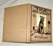 Early Comic Strip,newspaper,tige His Story, Buster Brown, 1905,r.f.outcault 1st