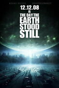 339508 The Day The Earth Stood Still 2008 Movie Print Poster Ca