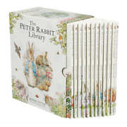 The Peter Rabbit Library 12 Book Box Set