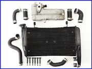 2004 Ducati 749r Genuine Round Radiator Set With Thermostat 999r Ppp