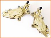 2006 Monster S4r Ms4r Brembo 4pot Front Caliper Set 65mm Ss900ie Ss1000ds Yyy
