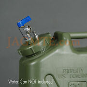 Ball Valve Pressure Kit - Lci - Olive Drab Cap Lci And Scepter Military Water Can