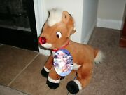 Rudolph The Red-nosed Reindeer 1998 Macyand039s Exclusive