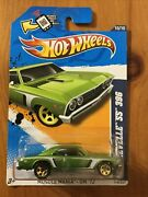 Hot Wheels 2012-110 Muscle Mania Gm And03967 Chevelle Ss 396 10/10