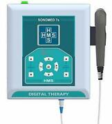 Combination Electrotherapy +ultrasound Therapy 1/3 Mhz With 132 Pre-programs Um