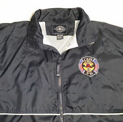 Cold Spring Harbor Fire Department Suffolk Long Island Ny Jacket Xl Fdny New