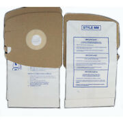 20 Eureka/sanitaire Style Mm Micron Filtration Vacuum Bags Made In Usa Oem 63253