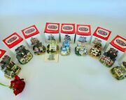 Vintage - The Americana Collection - Liberty Falls - 9 Pieces Set