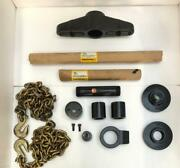 Enerpac Ms2-20 Hydraulic Maintenance And Rescue Set/ Chain Puller