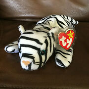 Ty Beanie Babie Blizzard Ultra Rare New 2 Can Tags + More Investment Quality