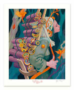 James Jean Kindling Iii 2020 Art Print Giclee Signed Sold Out Limited Edition