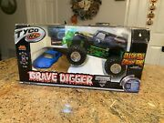 Rare 2000 Tyco Grave Digger R/c Monster Jam Truck Brand New See Photos