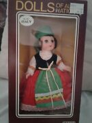 Larco Dolls Of All Nations No. 9013- Italy