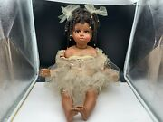 Sylvia Weser Porcelain Doll 22 3/8in Very Rare - Top Condition