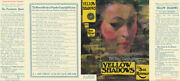 Sax Rohmer - Yellow Shadows 1919 Red Kerry Mystery 2 - Remastered Dustjacket