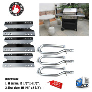 Gas Grill Replacement Burner Heat Plate Parts Repair Kit For Outdoor Gourmet