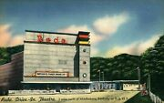 Middlesboro Ky Reda Drive In View / Refrigerator / Tool Box Fridge Magnet