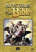 New - Mysteries Of The Bible Collection Dvd, 2007, 7-disc Set