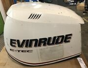 285653 285608 Evinrude Etec 2005-08 Hood Cowling Engine Cover 200 225 250 300 Hp