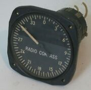 Kollsman Radio Compass For Use As Ground Instrument Trainer Only