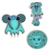Minnie Mouse The Main Attraction Series 10- The Haunted Mansion Minnie Pin