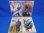 Marvel Comics The Amazing Spider-man And Silk 1-4 Set The Spider Fly Effect