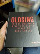 The Closing Interviews With New York Cityand039s Titans Of Real Estate New Hardco