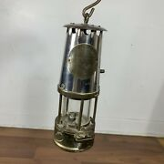 The Protector Lamp By Eccles For Mining