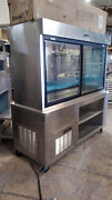 5pc72n Delfield Used Pass Thru- Ref-display Case Includes Free Shipping